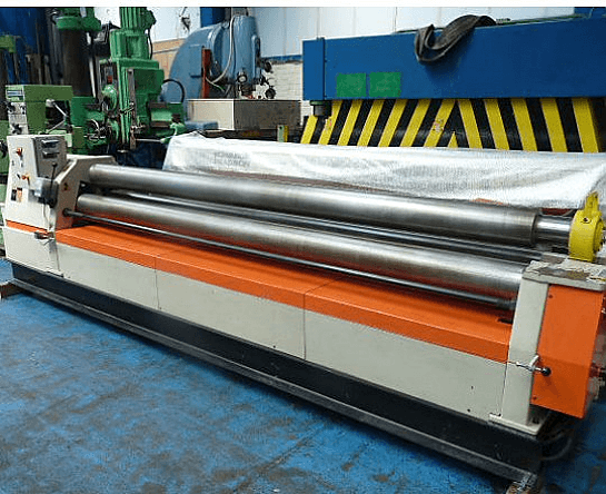 Bystronic AMB Picot 3150 x 2.5mm Power Bending Rolls