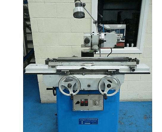 Jones & Shipman 310T Tool & Cutter Grinder