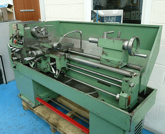 "Gate Sturditurn 40"" Gap Bed Centre Lathe"