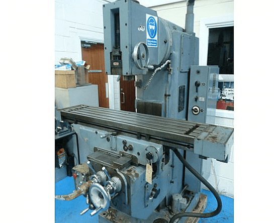Jarocin FYD32 Vertical Mill