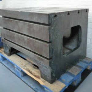 Radial Arm Drill Box Table