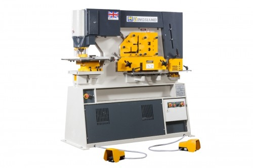New Kingsland Steelworker 2 Operator 80 ton