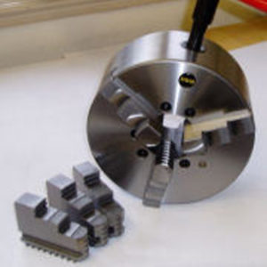 New 3 Jaw Self Centering Lathe Chuck D1-3 125mm