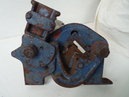 Whitney Hand Operated Angle Cropper