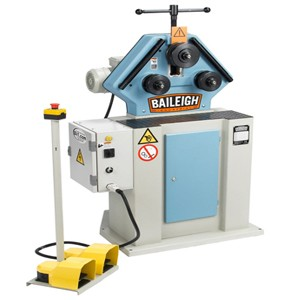 New Baileigh R-M40 Section Bender Ring Roller