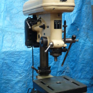 "Fobco Star 1 Morse Taper 1/2"" Bench Drill 240V"