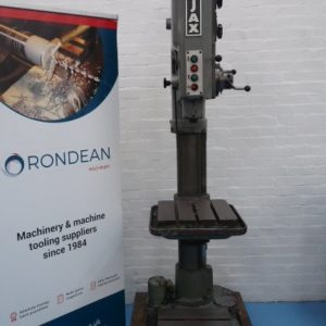 Ajax AJ40 4 Morse Taper Heavy Duty Pillar Drill with Power Feed