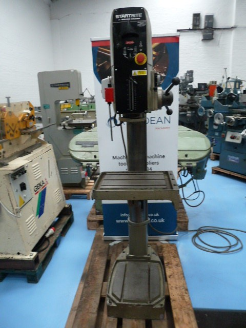 Startrite EFI 3 Morse Taper Pillar Drill with Power Feed