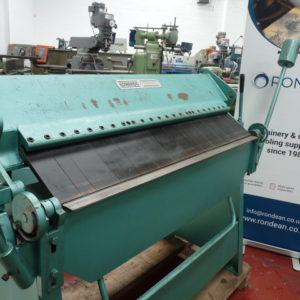 Edwards Hand Operated Box & Pan Folder