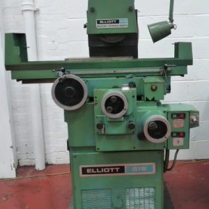 Elliott 618 Surface Grinder