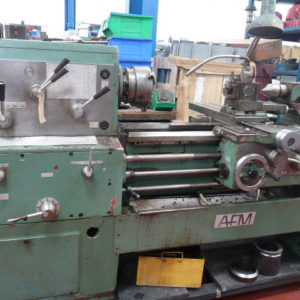 AFM TUG40 1150mm Gap Bed Centre Lathe