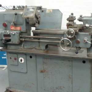 "Harrison 11"" gap bed centre lathe"
