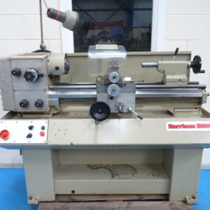Harrison M250 Straight Bed Centre Lathe Short Bed