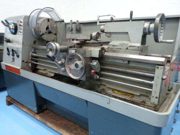 "Colchester Mascot 40"" Gap Bed Centre Lathe"