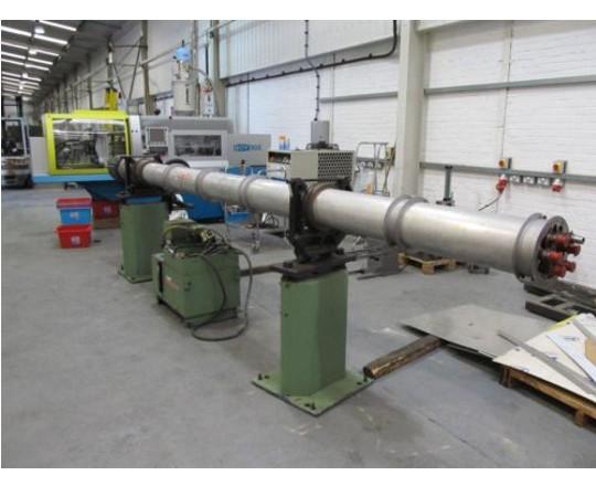 LNS Hydrobar Hydraulic Bar Feed