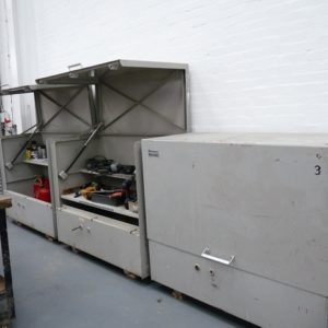 Portastor Heavy Duty Tool Storage Unit