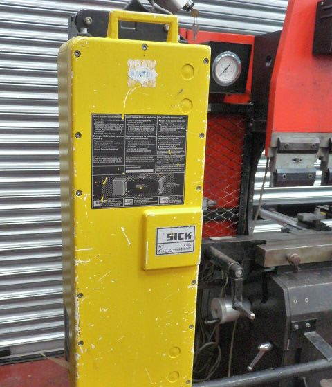 Amada Promecam IT2 Hydraulic Press Brake 25 ton x 1200mm