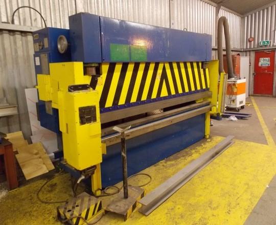 LVD 3m x 70 ton Press Brake