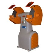 RJH Bison Double Ended Pedestal Grinder