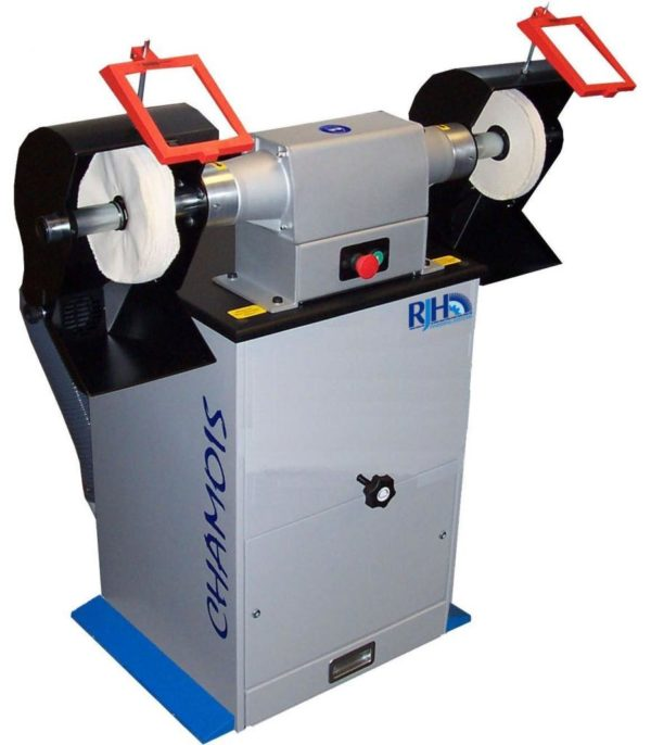 RJH Chamois Double Ended Polisher