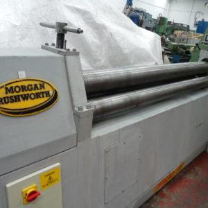 Morgan Rushworth 2000 x 4mm Pyramid Power Bending Rolls