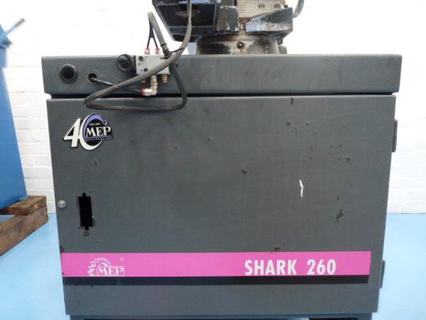 MEP Shark 260 Horizontal Band Saw