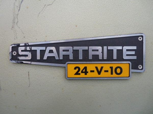 Startrite Vertical Toolroom Bandsaw 24-V-10