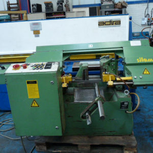 Siloma OL261 Automatic Horizontal Band Saw