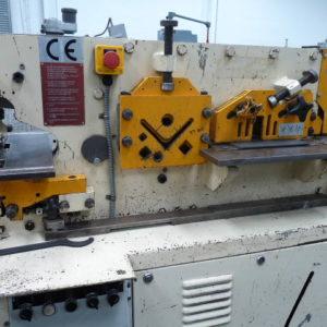 Used Steelworker Geka Minicrop 45 Ton, 5 Station