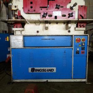 Used Steelworker Kingsland 45XA 45 Ton, 5 Station