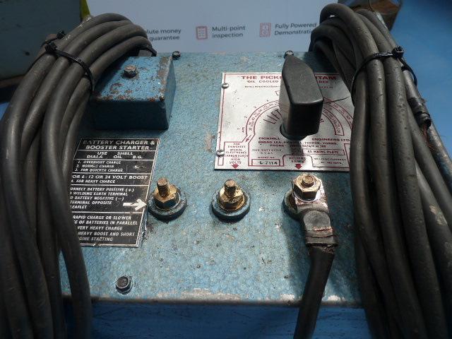 Pickhill bantam oil welder manual briggs and stratton